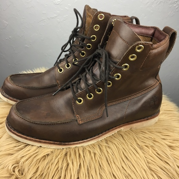 ffe4fcb7dce Timberland Earthkeepers Leather Boots size 10.5